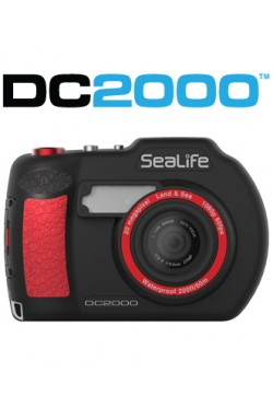 FOTO CAMERA DC 2000 SEALIFE