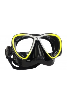 SYNERGY TWIN MASK YELLOW/BLACK