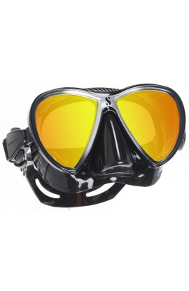 SYNERGY TWIN MASK MIRROR/BLACK