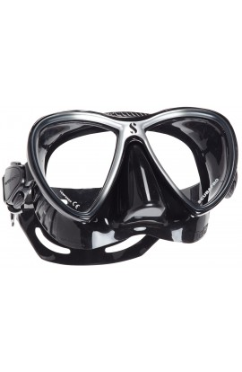 SYNERGY TWIN MASK SILVER/BLACK